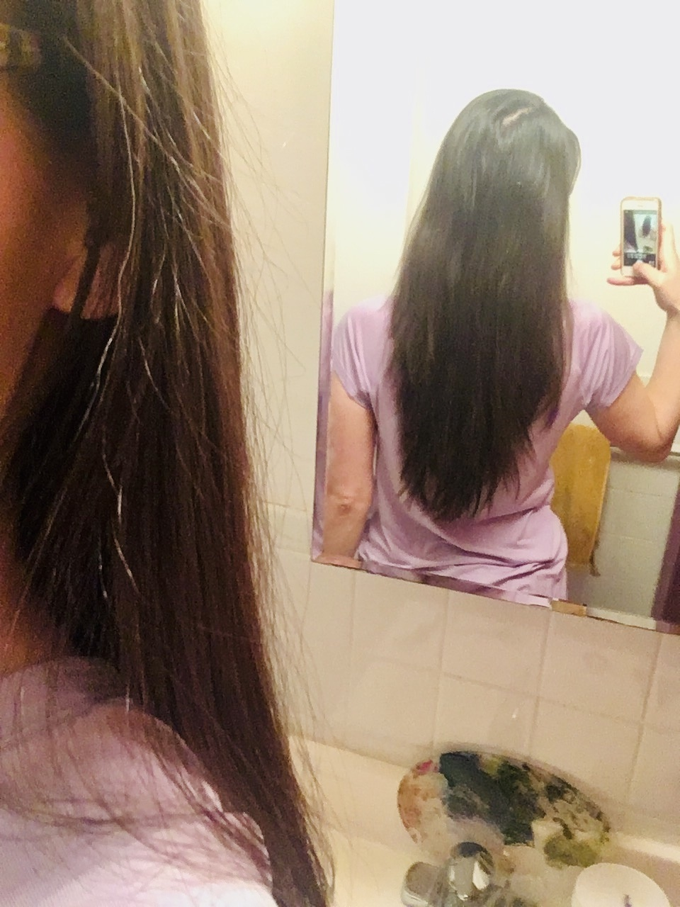 Diy Home Haircut Simple How To Trim Your Own Hair Tips Caticles