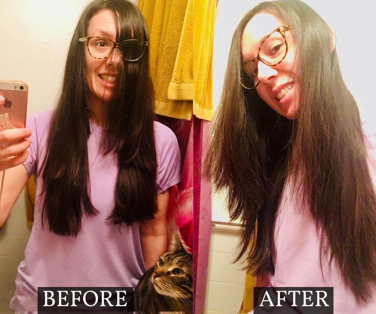 DIY Home Haircut  Simple How to Trim Your Own Hair Tips - Caticles